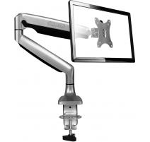 """Monitor Tischhalterung mit Gasdruckfeder für OLED LED LCD Bildschirme Monitore bis 32"""" G100"""